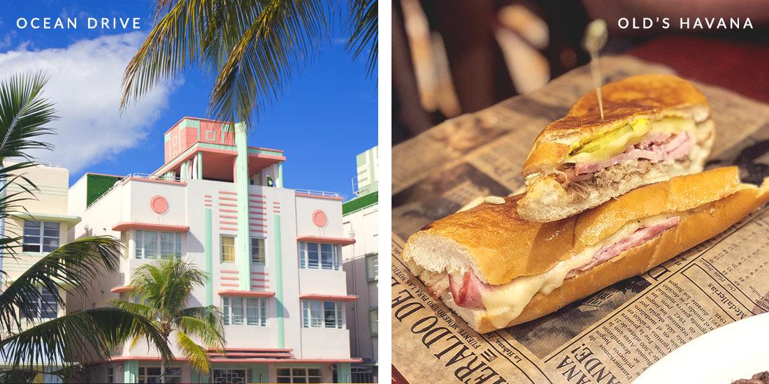 Ocean Drive - Olds Havana